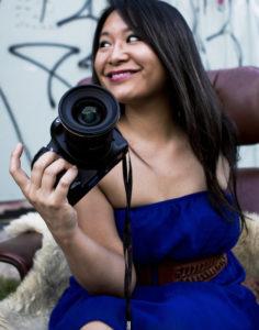 Headshot Christine Chen, Ya Albi