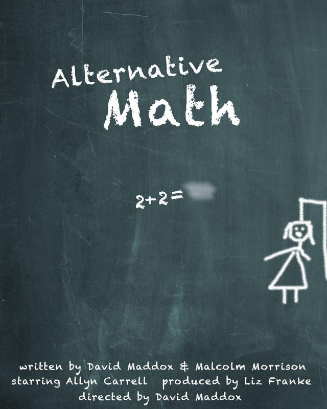 Poster Alternative-Math-poster