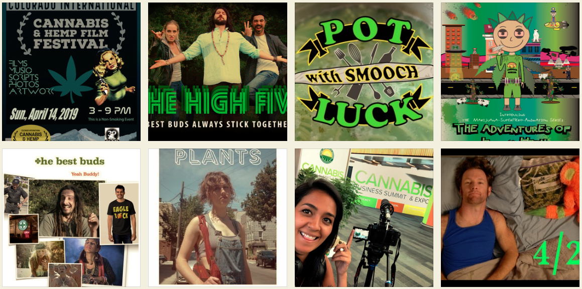 Cannabis & Hemp Film & Music Premiere at The Bug April 14th